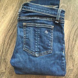 NWOT Rag & Bone Skinny Jeans in Wonderland